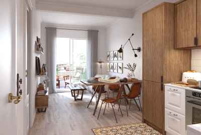 Cozy renovated apartment in the heart of Barcelona